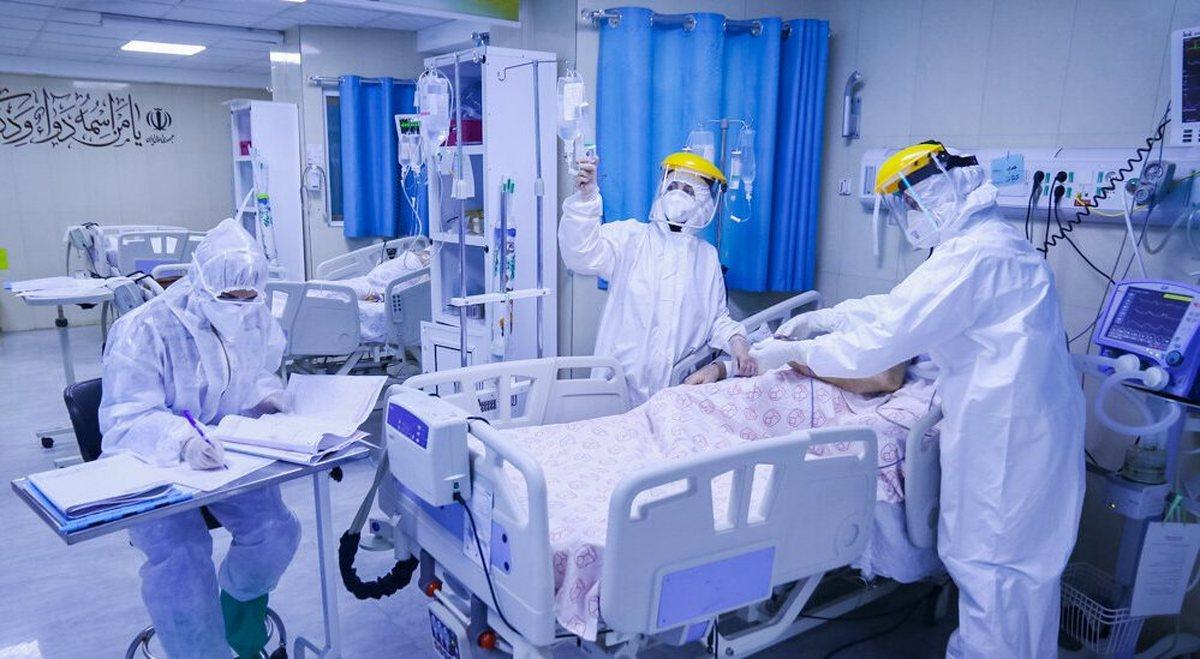 بستری بیش از ۷۰ بیمار مشکوک به کرونا در یزد