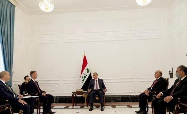 درخواست الکاظمی برای نظارت دانمارک و اتحادیه اروپا بر انتخابات عراق