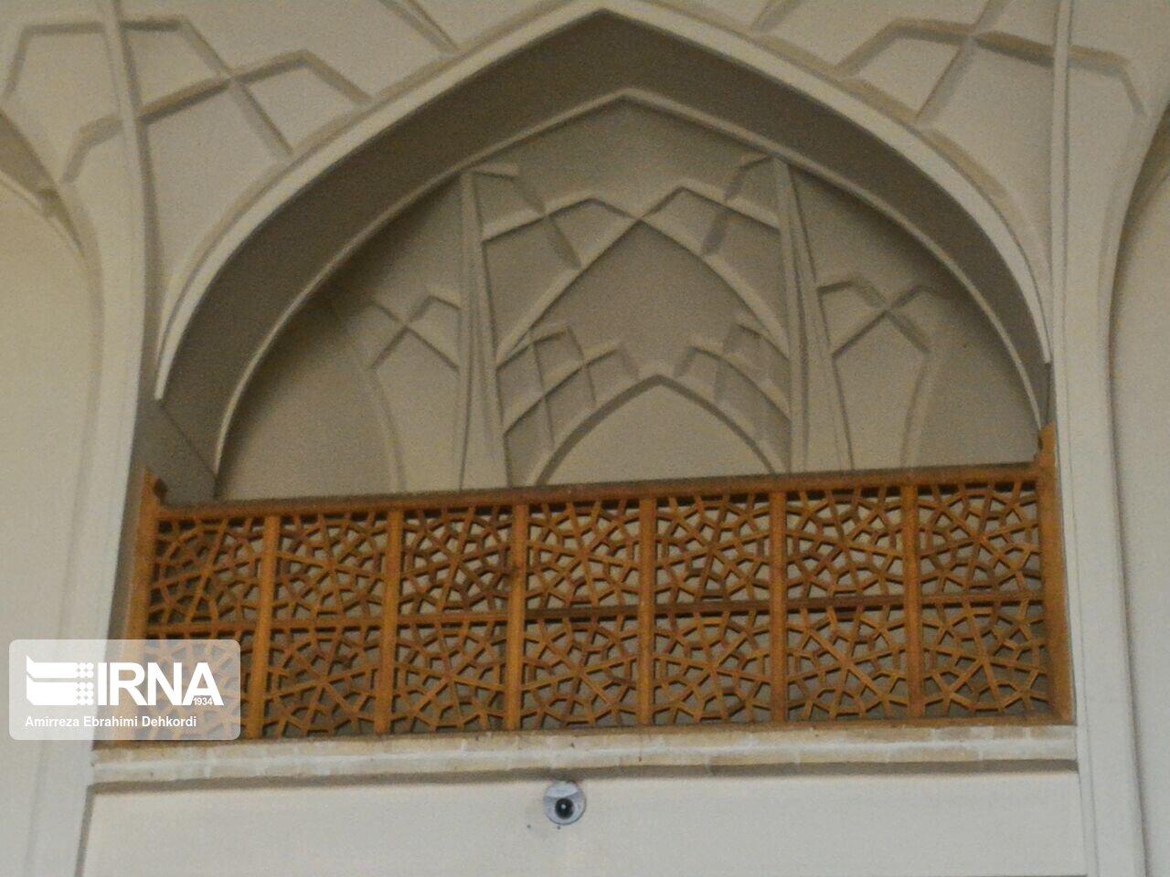 خانه تاریخی عامریهای کاشان یکی از ۲۵ اقامتگاه برتر خاورمیانه
