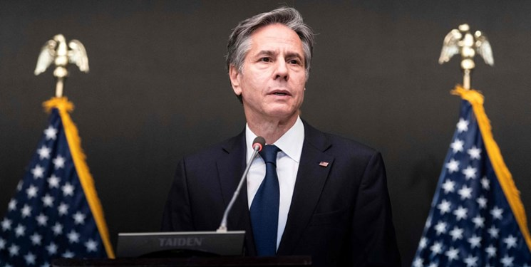 بلینکن: برنامه هستهای ایران از کنترل خارج شده است