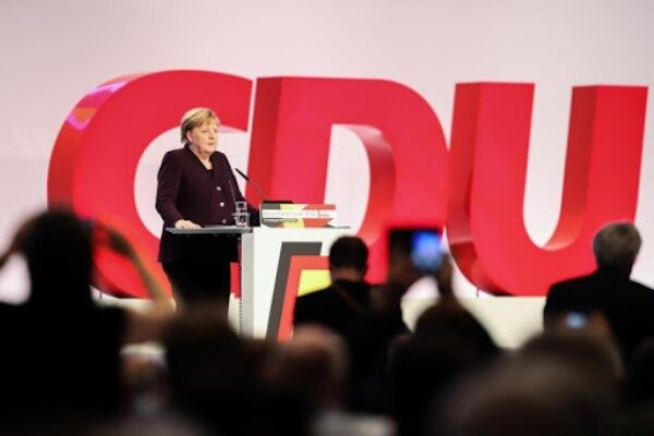 حزب دموکرات مسیحی آلمان یک پیروزی بزرگ را رقم زد