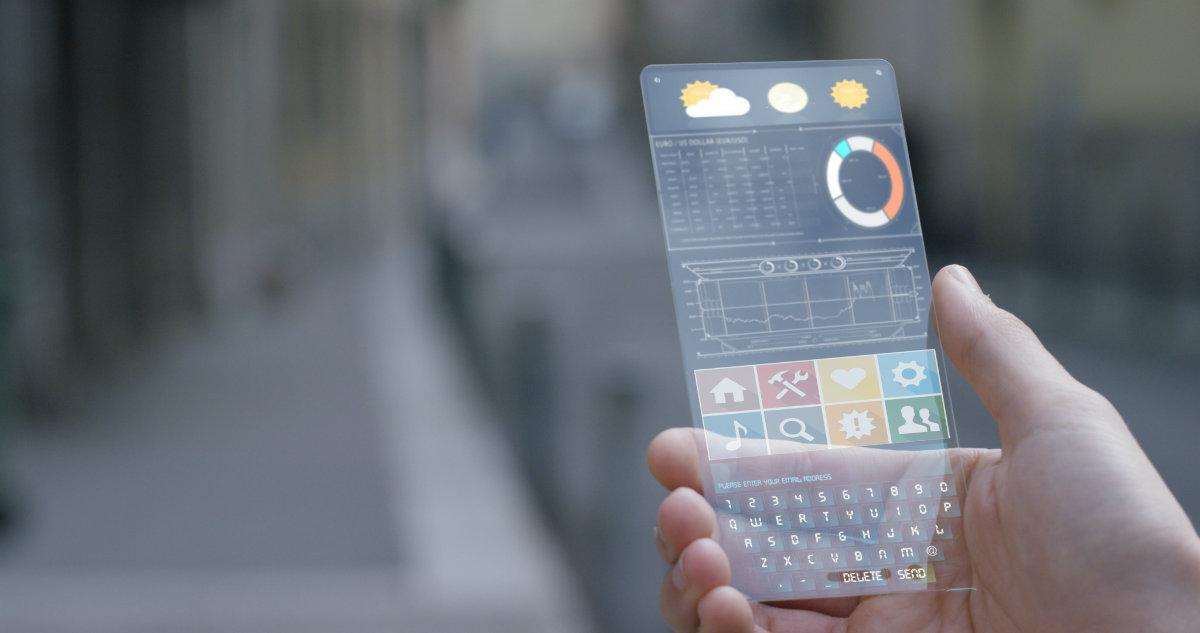 موبایلهای هوشمند در سال ۲۰۳۰ چه شکل و شمایلی مییابند؟