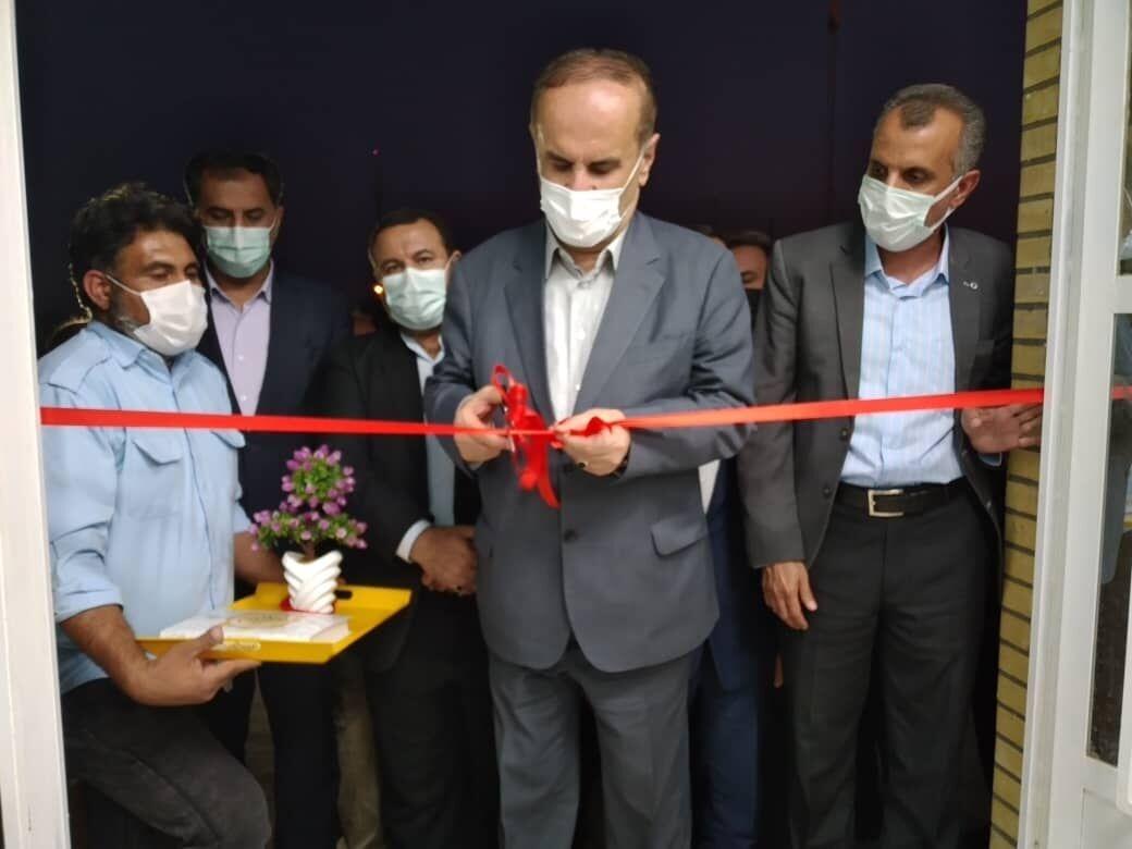 مرکز خدمات جامع سلامت شهری در حمیدیه افتتاح شد