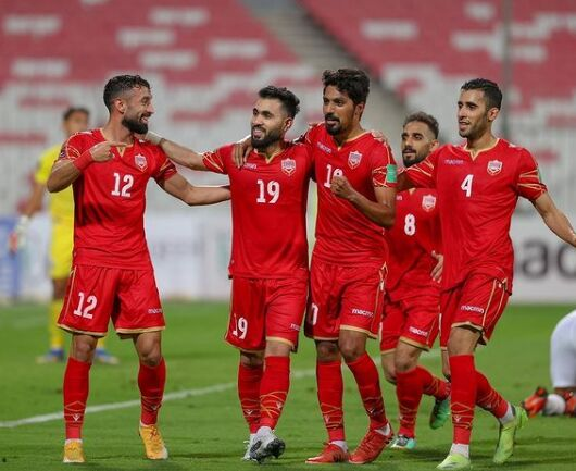 بحرین بدون لژیونر مقابل ایران
