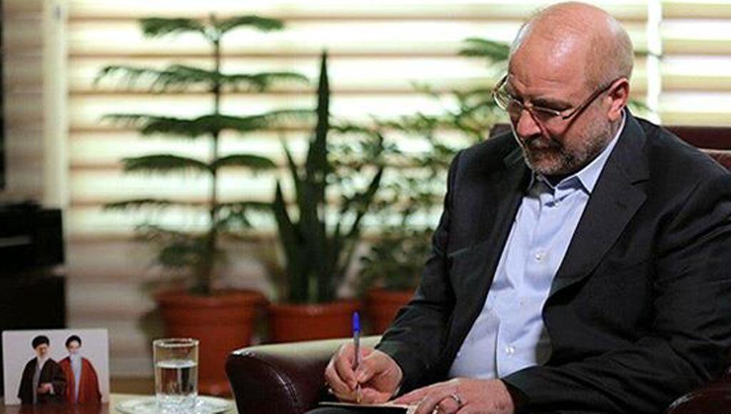 قالیباف درگذشت حجتالاسلام محتشمیپور را تسلیت گفت