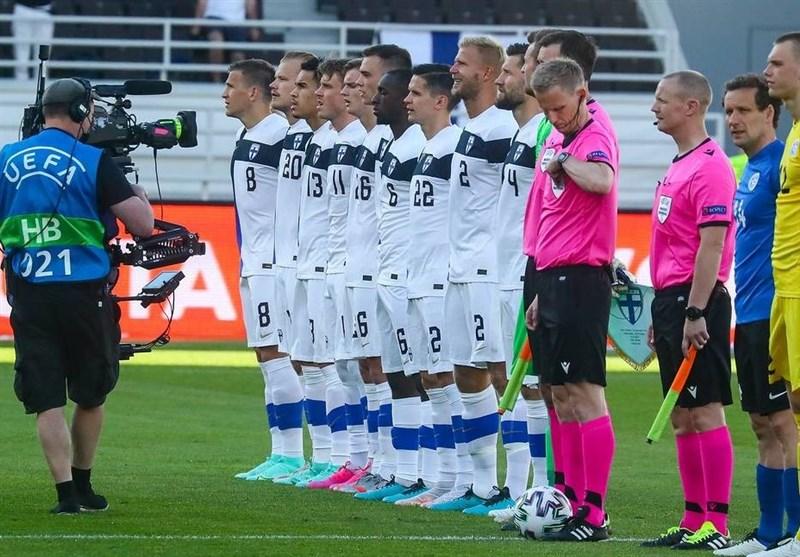 سفر ریلی تیم ملی فوتبال فنلاند برای شرکت در یورو