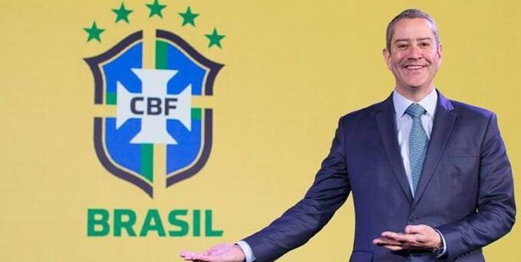 رئیس فدراسیون فوتبال برزیل به اتهام آزار جنسی محروم شد