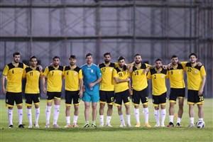 خط خوردههای تیم ملی مقابل بحرین