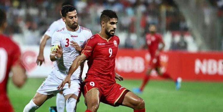 درخشش دروازهبان بحرین، مانع از گلزنی ایران!