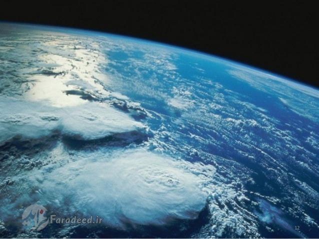 چه چیزی اتمسفر زمین را بسیار خاص کرده است؟