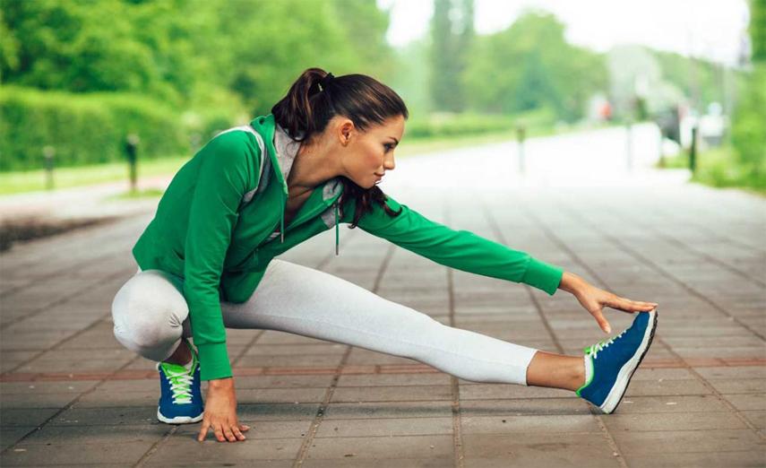 چند حرکت ورزشی برای از بین بردن سلولیت