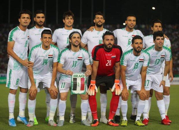 4 بازیکن عراق در خطر از دست دادن بازی با ایران