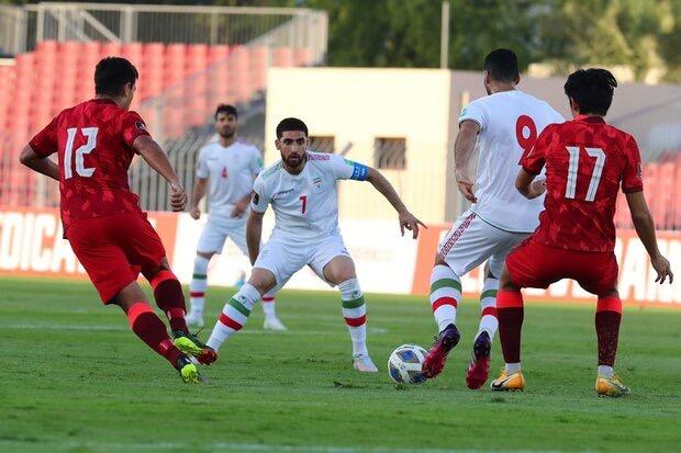 نیاز به تغییر در ترکیب تیم ملی فوتبال/ مقابل بحرین اشتباه ممنوع!