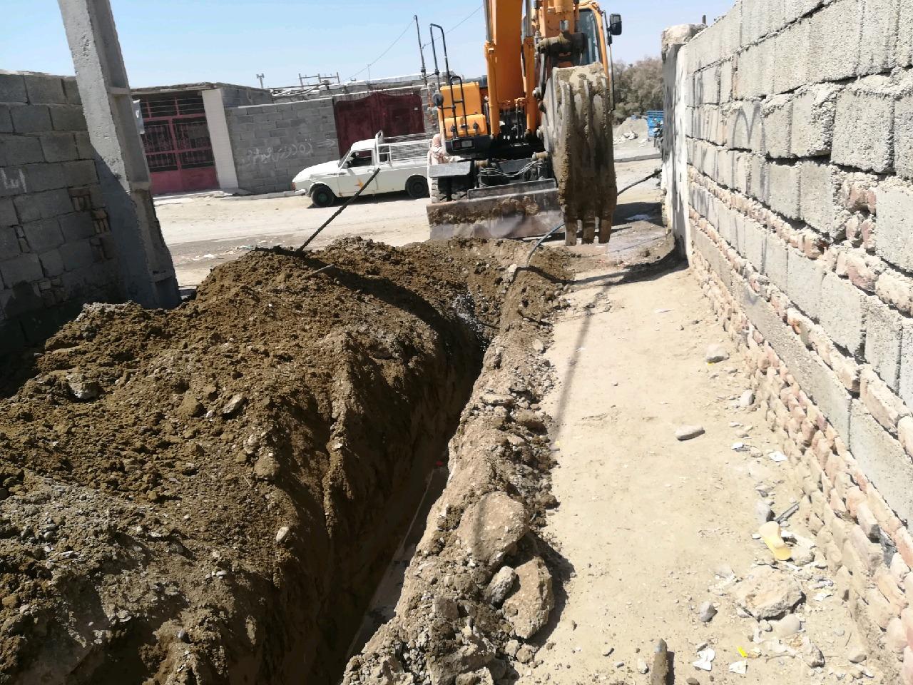 رفع مشکل آب شرب ۲۰۰۰ خانوار در ایرانشهر