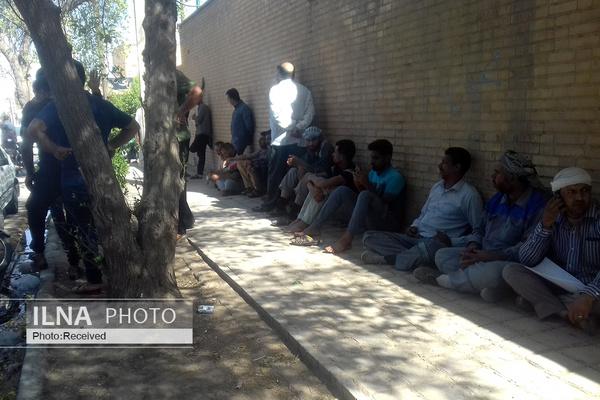 بازداشت کارگران شهرداری کوتعبدالله