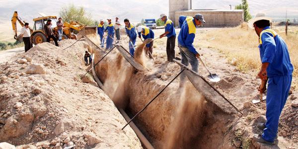 بلاتکلیفی کارگران آبفای اهواز در دریافت مطالبات معوقه