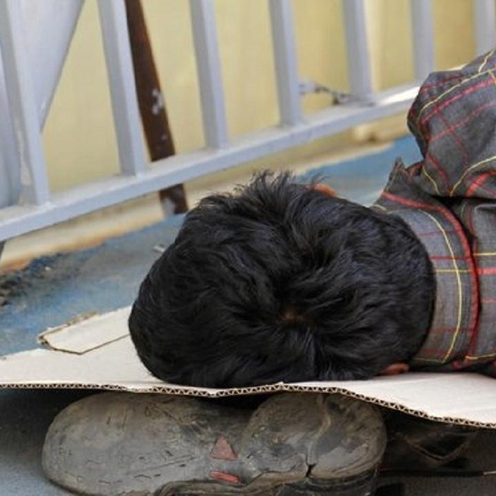 واکسیناسیون افراد بی خانمان کماکان در بلاتکلیفی