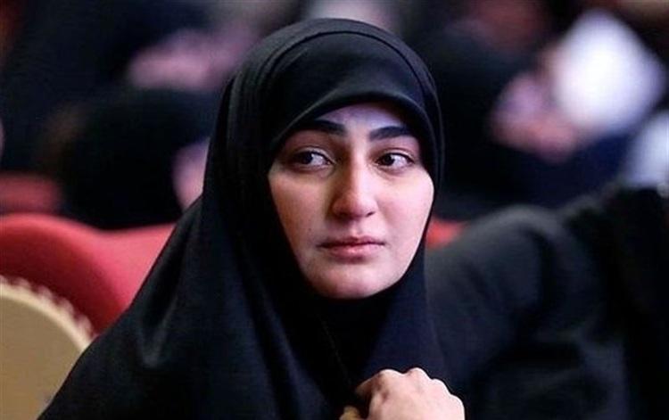 دختر شهید سلیمانی: از هیچ کاندیدایی حمایت نمیکنیم