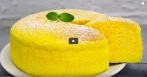 ایده تهیه کیک پوست پرتقال