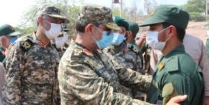 سردار تنگسیری از جزایر تنب بزرگ و بوموسی بازدید کرد