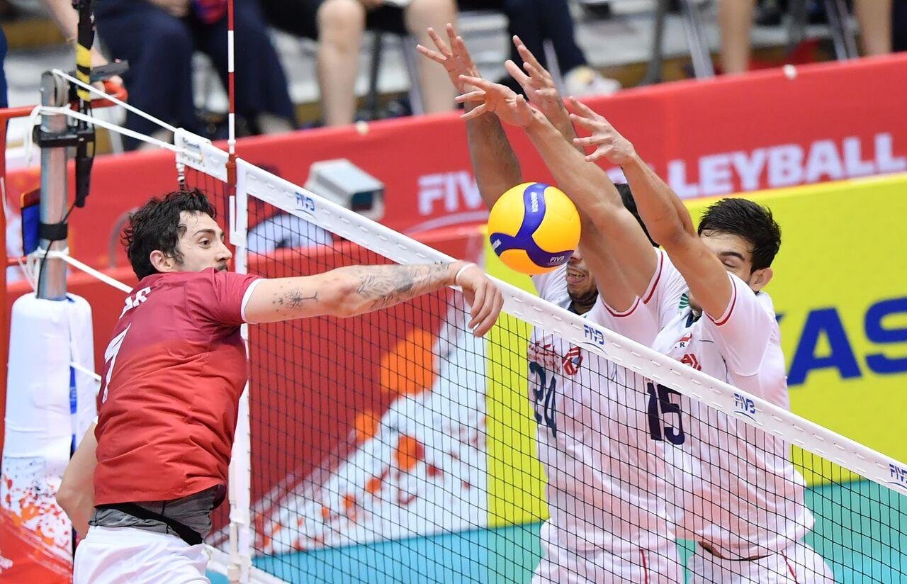 والیبالیست مهابادی عضو تیم ملی جوانان شد