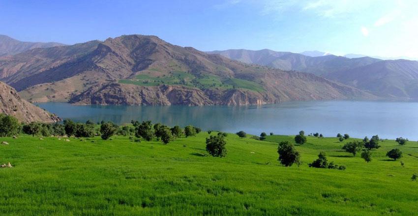 طبیعت زیبا و چشمنواز خوزستان