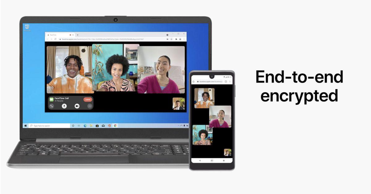 اپل FaceTime اندروید و ویندوز با نسخه وب رسما ارایه شد