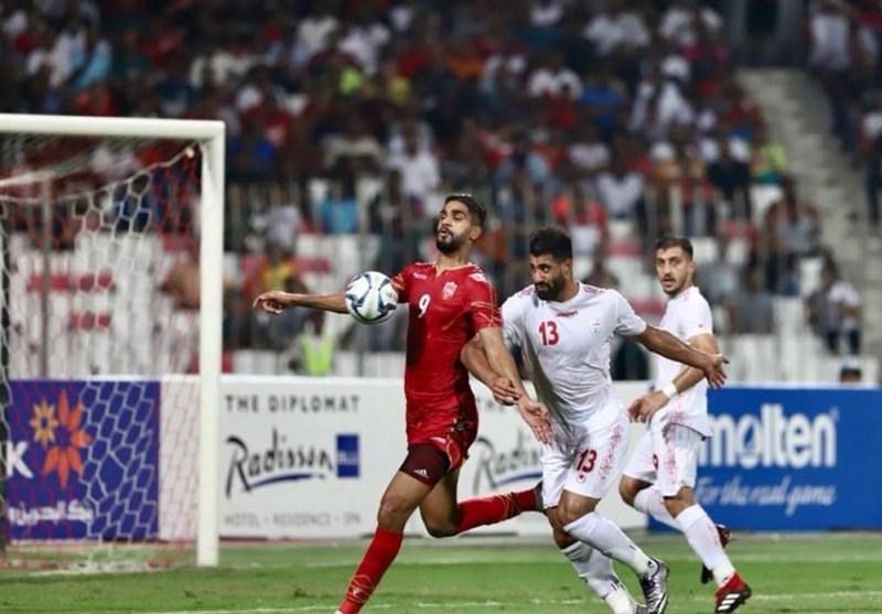 مدافع بحرین باید کارت قرمز میگرفت!