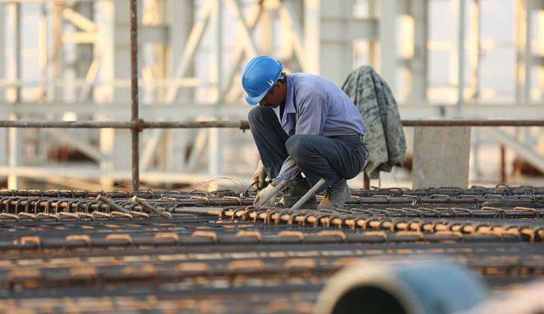۷ هزار کارگر ساختمانی در انتظار بیمه