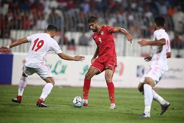 تساوی ایران و بحرین در نیمه اول/ موقعیتهایی که گل نشد