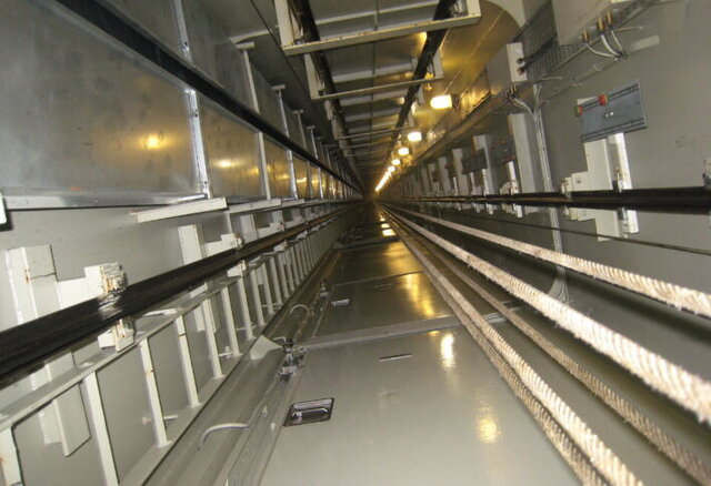 با قطع برق، آسانسور سقوط نمیکند