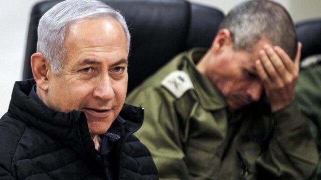 نتانیاهو: شاهد بزرگترین تقلب انتخاباتی هستیم