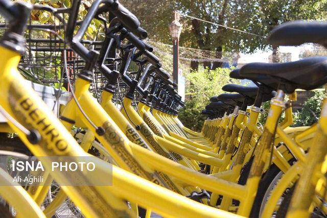 راهاندازی اولین ایستگاه تعمیر دوچرخه در یزد