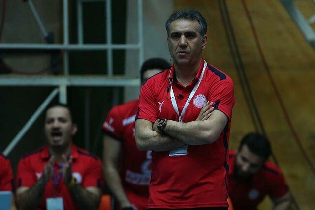 سیدعباسی:بازیهای بعدی تیم ملی والیبال ایران پرچالش خواهد بود