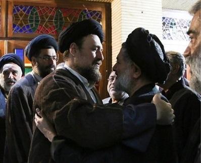 پیام سید حسن خمینی در پی درگذشت مرحوم محتشمی پور