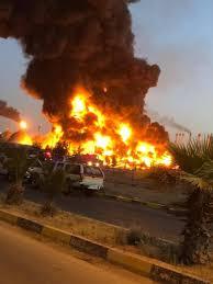 ایمنی تهران و آتشسوزی پالایشگاه تندگویان