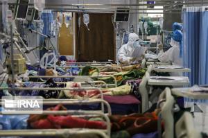 بستری شدن۵۳ بیمار کرونایی جدید در بیمارستانهای گیلان