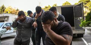 دستگیری ۵۹ قاچاقچی عمده در کرمانشاه