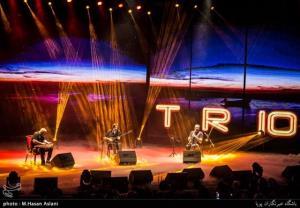 اجرای زیبای گروه «تکسیم تریو» در آلمان
