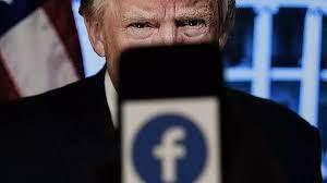 ترامپ از تصمیم فیسبوک شاکی شد