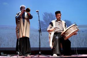 ترانه لری بختیاری «تو بیو» با صدای محمد نوری