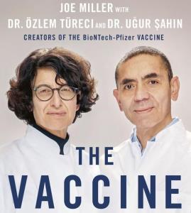 چالشها و دستاوردهای کاشفان واکسن کرونا کتاب میشود