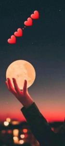 دلتنگت شده ام..... کاش چون برگ خزان رقص مرا ...نیمه شب ماه ت