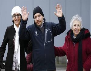 خاطرات«جان کری»/ تماس «ظریف» برای آزادی همسر «جیسون رضائیان» حین کنفرانس خبری برجام