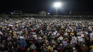 جوابیه دانشگاه علومپزشکی اهواز در خصوص برگزاری یک تجمع انتخاباتی