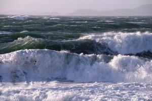 هشدار سطح زرد دریایی در خوزستان