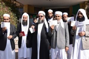 تأکید علمای اهل سنت خراسان جنوبی به حضور حداکثری در انتخابات
