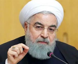 روحانی: تحریم را یکبار در سال ۹۴ شکاندیم یکبار دیگر هم در ۱۴۰۰ میشکنیم