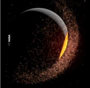 انیمیشنی زیبا از چگونگیِ تشکیل دهانههای ماه