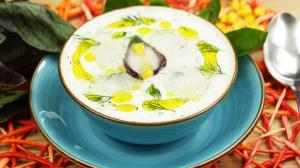 آش دوغ سنتی و خوشمزه کردستان؛ غذایی که حداقل یکبار باید امتحان کنید!